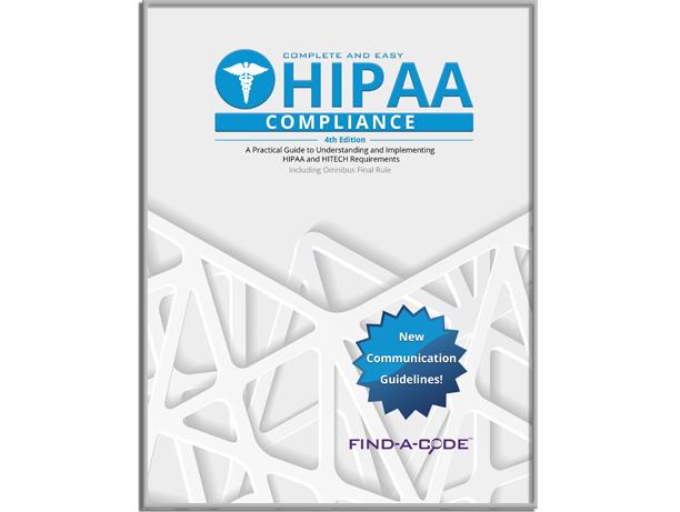 HIPPA Compliance Book